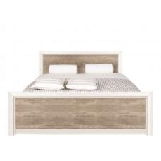 Кровать LOZ140 Коен II BRW