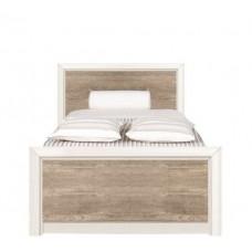 Кровать LOZ90 Коен II BRW