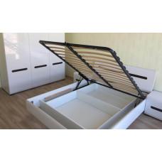 Кровать(с подъемным механизмом) LOZ 160 Ацтека-БРВ