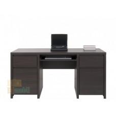 Стол письменный BIU 2D2S  160 KASPIAN BRW