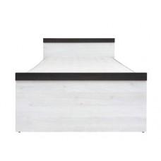 Кровать LOZ90 Порто BRW