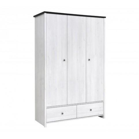 Шкаф платяной SZF3D2S Порто BRW