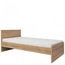 Кровать LOZ90 Злата BRW