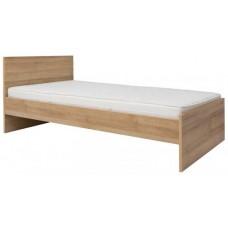 Кровать БОНИТО  LOZ/90 BRW