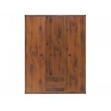 Шкаф платяной JSZF3D2S150 INDIANA BRW