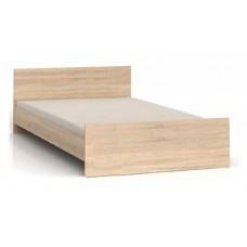 Кровать LOZ/160 Непо (каркас) -Гербор