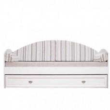 Кровать раздвижной диван LOZ/80 (Авеню Полосатый) Салерно Гербор*