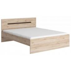 Кровать LOZ160 (каркас) Эльпассо Гербор