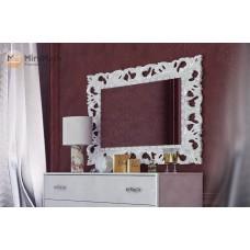 Зеркало Пиония(Pionia) 1000х800-МироМарк