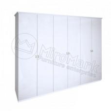 Шкаф 6Д Futura - МироМарк