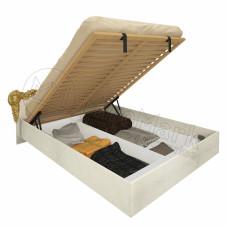 Кровать1.8х2.0 Дженифер(Jennifer) с подъъемным механизмом с мягким изголовьем-МироМарк