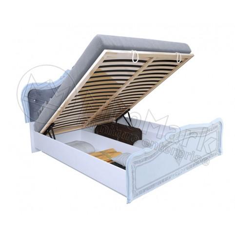 Кровать1.8 Луиза(Luiza)Люкс с подъемным механизмом-МироМарк