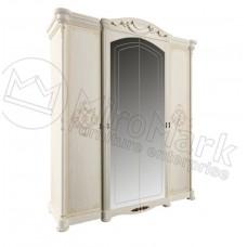 Шкаф 4Д Rosella - МироМарк
