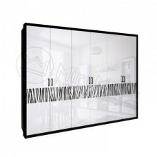 Шкаф 6Д Терра(Terra)-МироМарк