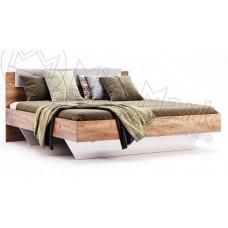 Кровать 160 Асти(Asti ) с мягким изголовьем-МироМарк