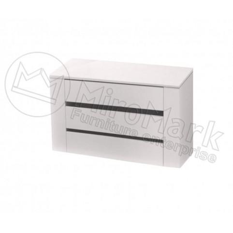Опция Тумба в шкаф-купе 2.0м Асти (Asti)-МироМарк