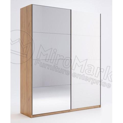 Шкаф-купе 1.5 Асти(Asti)зеркало-МироМарк