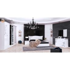 Спальня Богема (Bogema) белая - МироМарк
