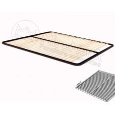 Каркас кровати металлический Premium(180х200)-МироМарк