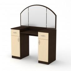 Стол туалетный Трюмо-4-Компанит