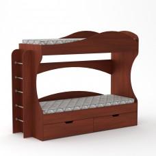 Кровать двухярусная Бриз-Компанит