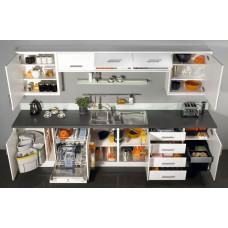 Как избежать беспорядка и хаоса на кухне?