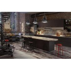 Кухонная мебель в стиле лофт: особенности размещения