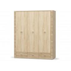 Шкаф 3Д3Ш Гресс Мебель Сервис