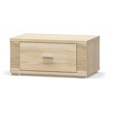 Тумба прикроватная 1Ш Гресс Мебель Сервис