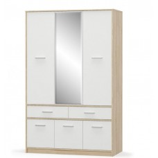Шкаф 6Д2Ш Типс-Мебель Сервис