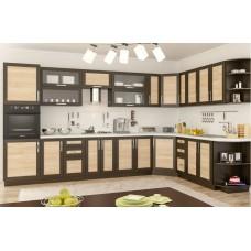 Кухня Гамма (рамка) Мебель Сервис