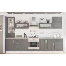 Кухня Гамма (матовая) Мебель Сервис