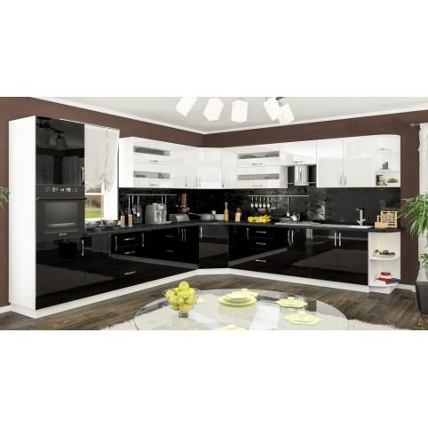 Кухня Гамма (ЛАК) Мебель Сервис