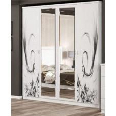 Шкаф 4Д Ева-Мебель Сервис