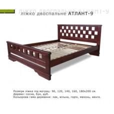 Кровать Атлант-9 120