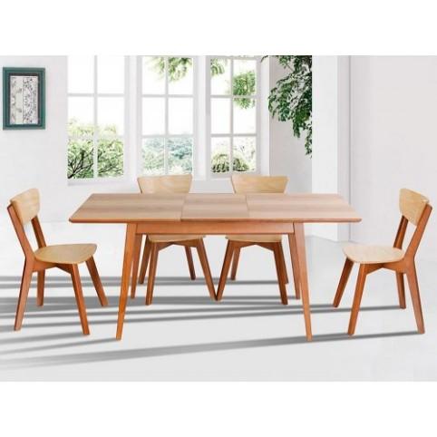 Стол Рондо (раскладной) + стулья Рондо Серия Лофт - Микс Мебель