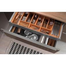Советы по организации пространства нижних кухонных шкафов