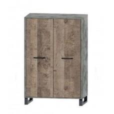Шкаф 2Д Бари-Сокме