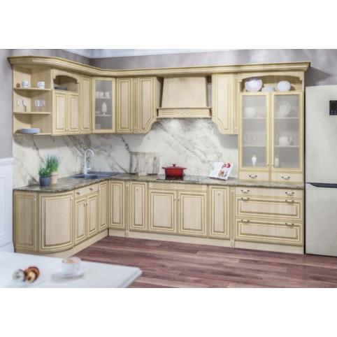 Кухня Валенсия (патина)-Свит Меблив