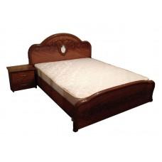 Кровать 2-сп 1.6 Лаура-Свит Меблив