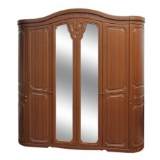 Шкаф 5Д Луиза-Свiт Меблiв