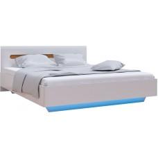 Кровать 120(каркас) Бьянко-Свит Меблив