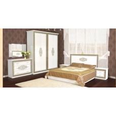 Спальня Cофия (белый лак)  - Свит Мебели