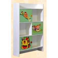 Шкаф книжный Мульти - Свит Мебели