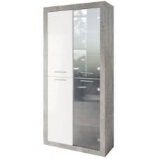 Шкаф-витрина Омега 2Д Ск - Свит Мебели