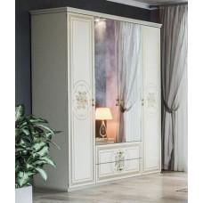 Шкаф 4Д Жасмин - Свит Мебели