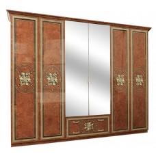Шкаф 6Д Жасмин-Свит Меблив