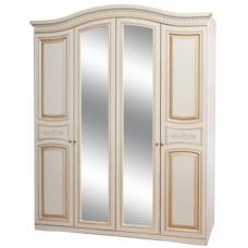 Шкаф 4Д Николь(патина)-Свит Меблив