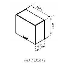 Верх 60 Окап Корона - Свит Мебели