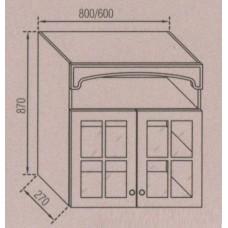 Верх 60СКЧ Валенсия - Свит Мебели